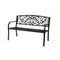 kontiki-porch-seating-steel-filigree-slat-seat-bench-multi