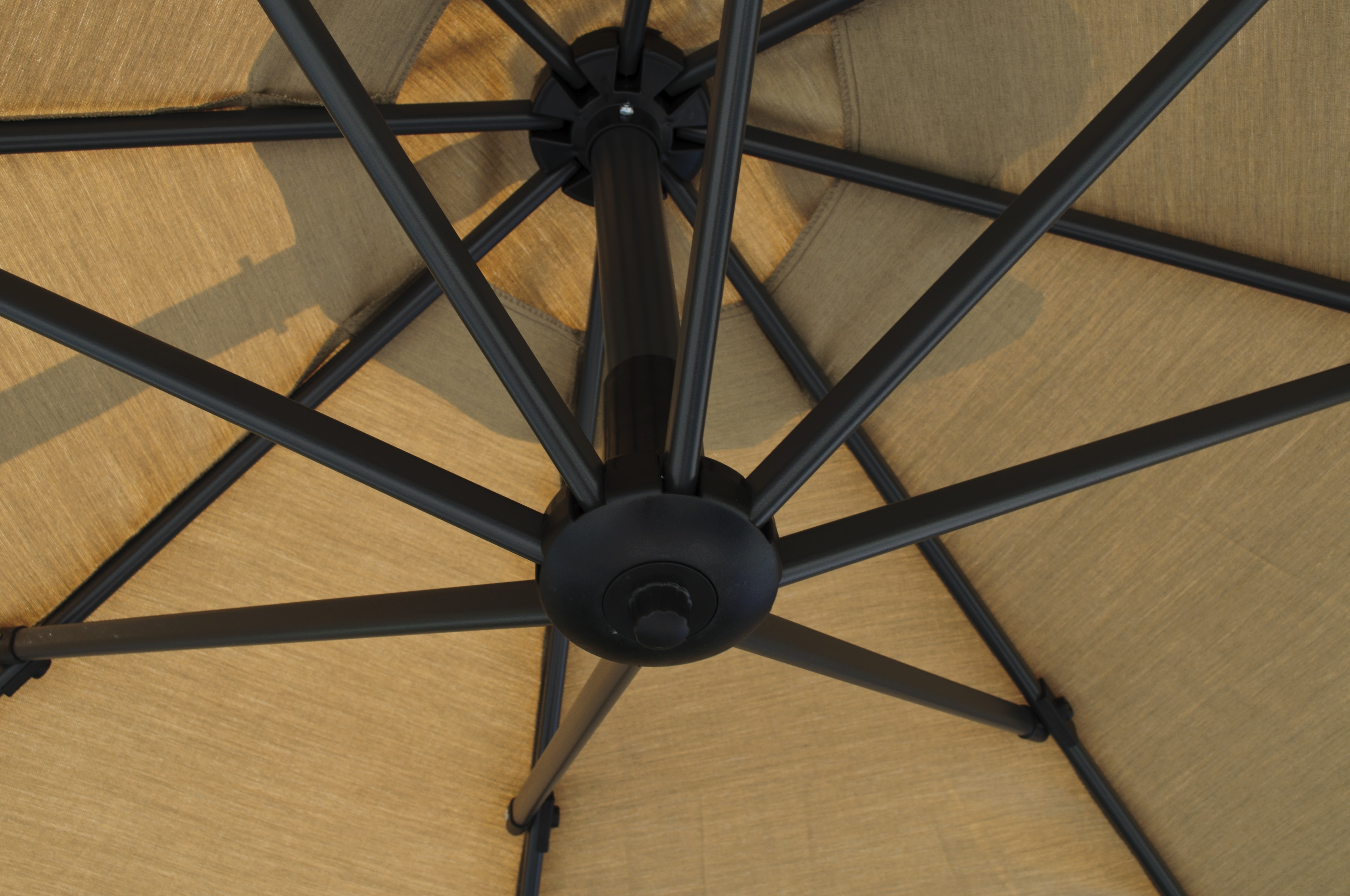 Kontiki Shade & Cooling fset Patio Umbrellas 10 ft Signature