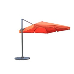 Kontiki Shade U0026 Cooling Offset Patio Umbrellas