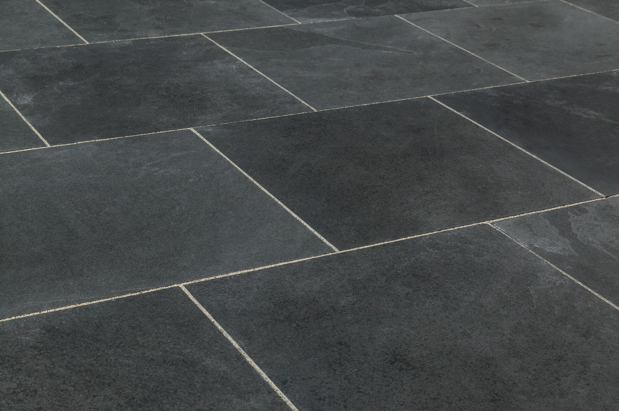 Janeiro slate tile montauk black 12x12 natural dailygadgetfo Image collections