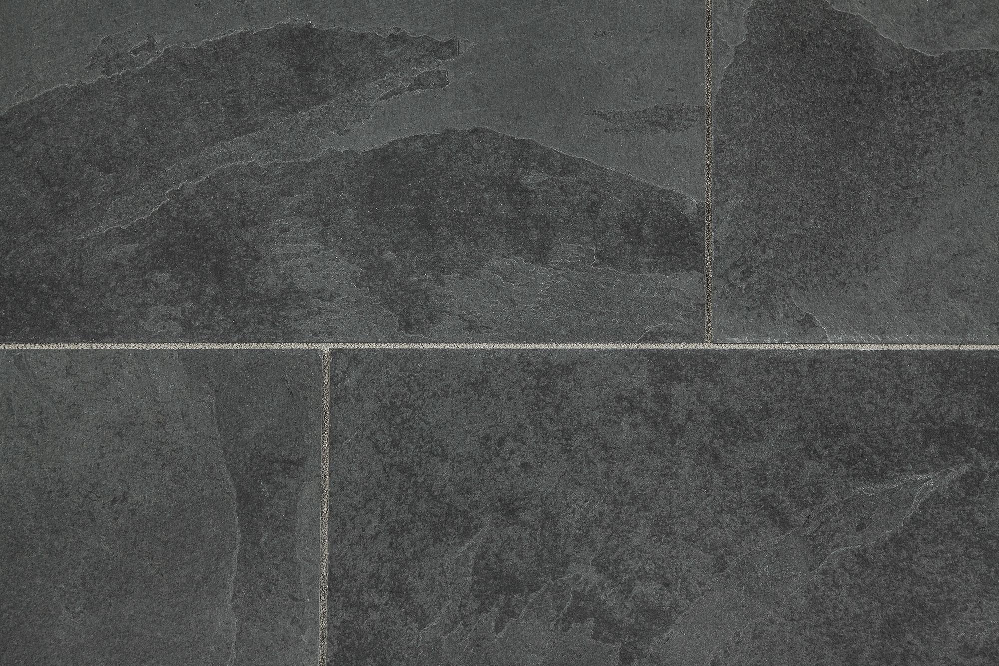 Free samples janeiro slate tile montauk black 16x16 natural dailygadgetfo Gallery