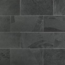 Janeiro Slate Tile Montauk Black 12 Quot X24 Quot Natural