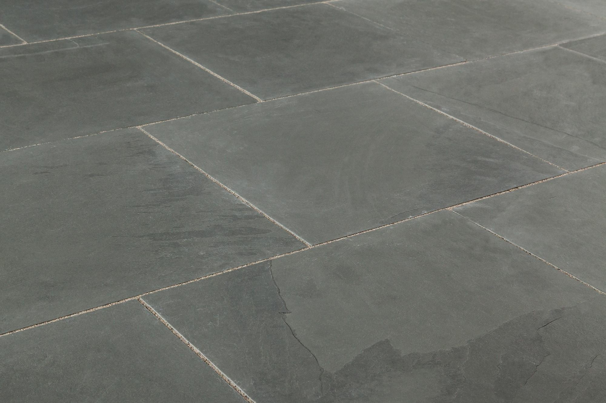 Free samples janeiro slate tile montauk blue 12x12 natural dailygadgetfo Gallery