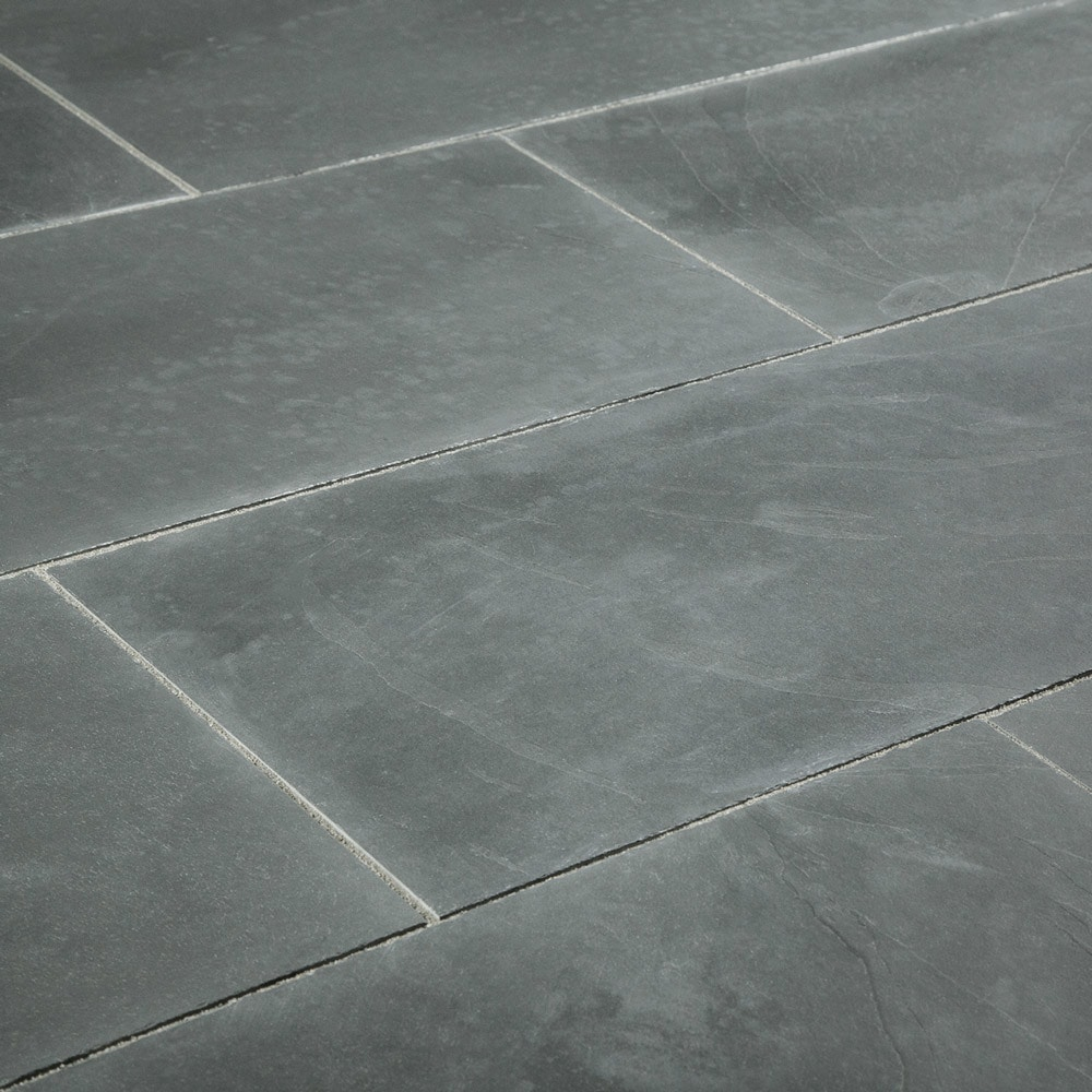 Slate Kitchen Floor Tiles Free Samples Janeiro Slate Tile Montauk Blue 12x24 Natural