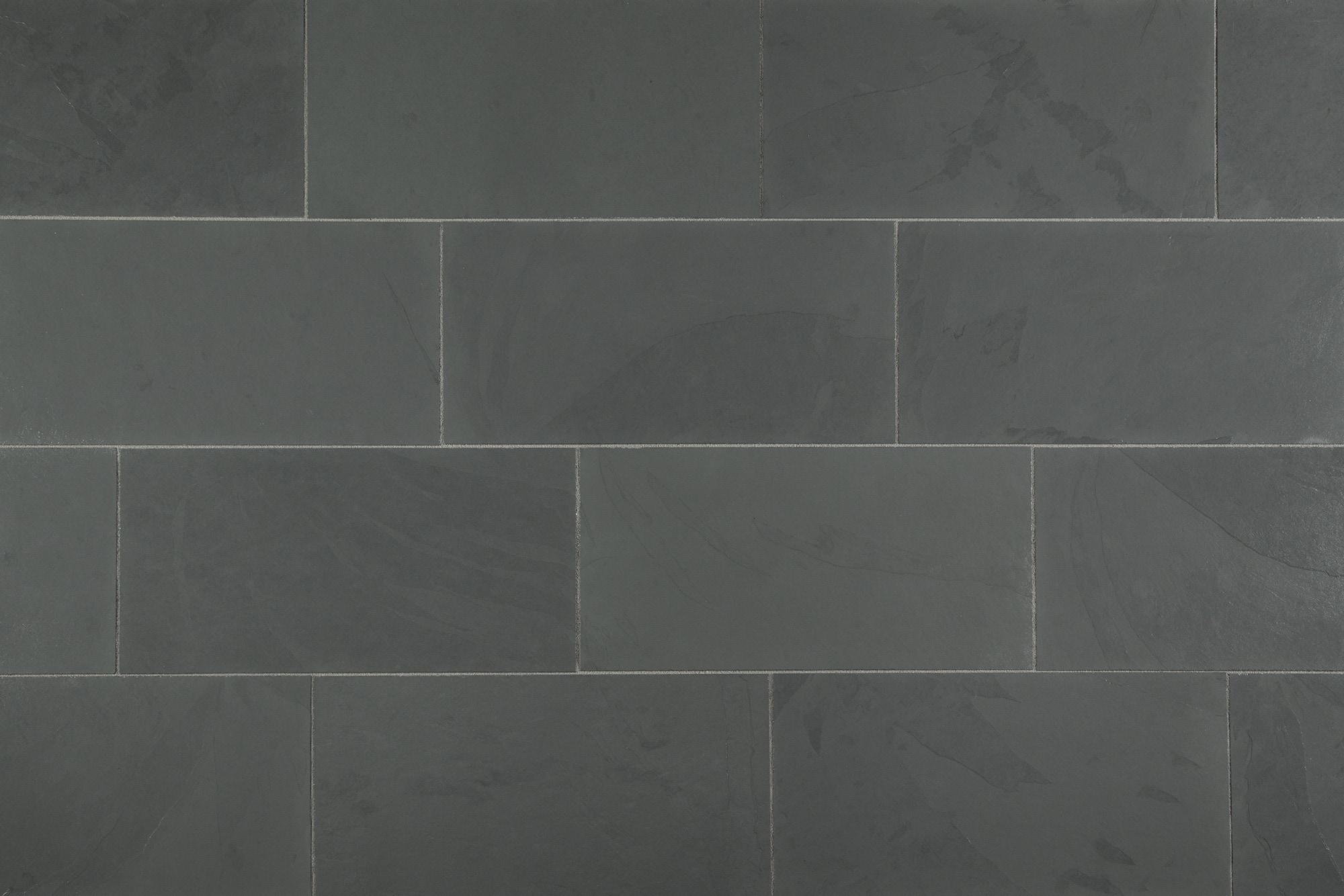 Janeiro slate tile montauk blue 12x24 natural dailygadgetfo Gallery