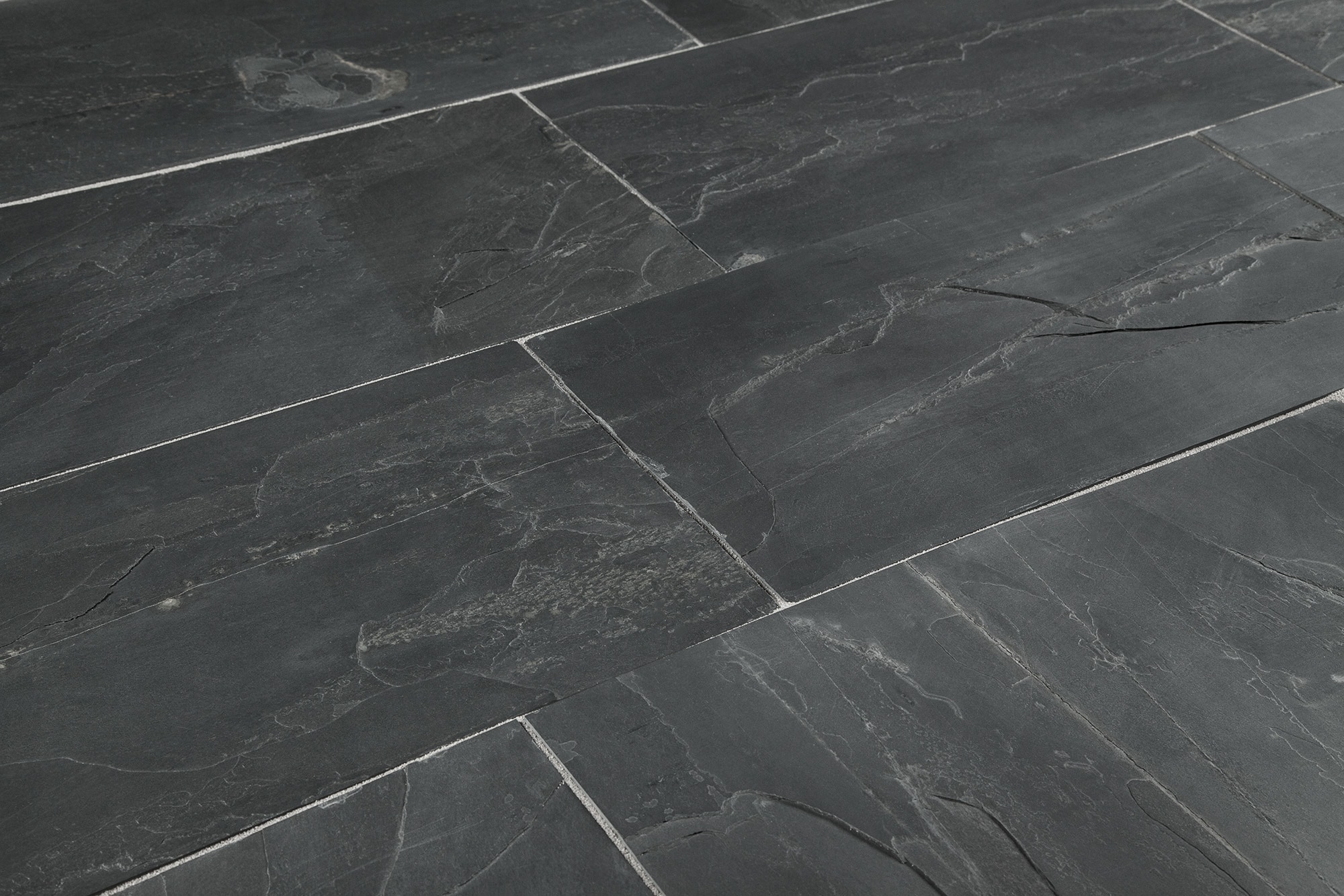 Roterra slate tiles carbon series indian black 12x24 roterra slate tiles carbon series indian black 12x24 natural cleft dailygadgetfo Gallery