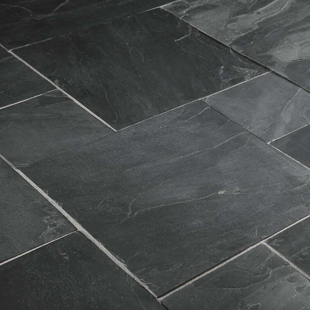 Free samples roterra slate tiles carbon series indian black 15004170 indian black versailles comp dailygadgetfo Choice Image