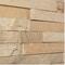 "Sandstone - Fossil Rustic / Ledge Stone / 6""x24"""
