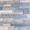 "Quartzite Finished Slate - Sierra Blue / Ledge Stone / 6""x24"""