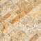 "Split Face Ledge Stone / Scabas / 6""x24"""