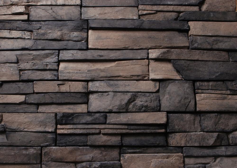 Kodiak mountain stone manufactured stone veneer frontier for Manufactured veneer stone