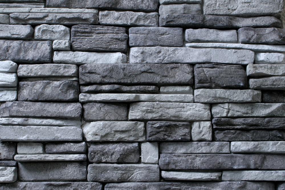 Kodiak Mountain Stone Manufactured Stone Veneer Ready Stack Stone Panels Glacier Ready Stack