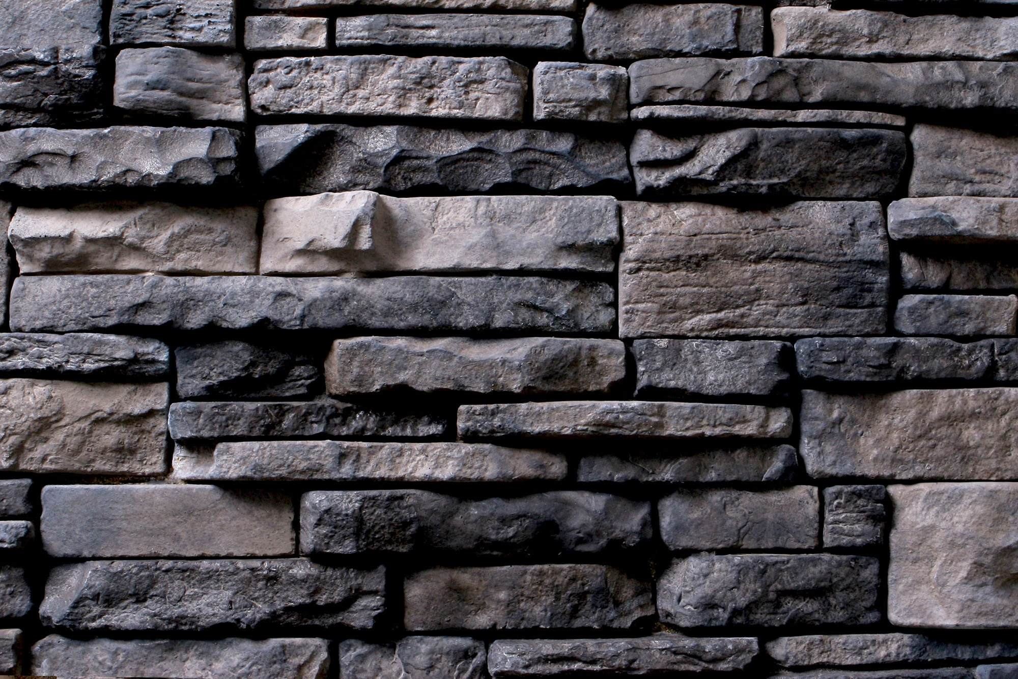 Kodiak Mountain Stone Manufactured Stone Veneer Ready Stack