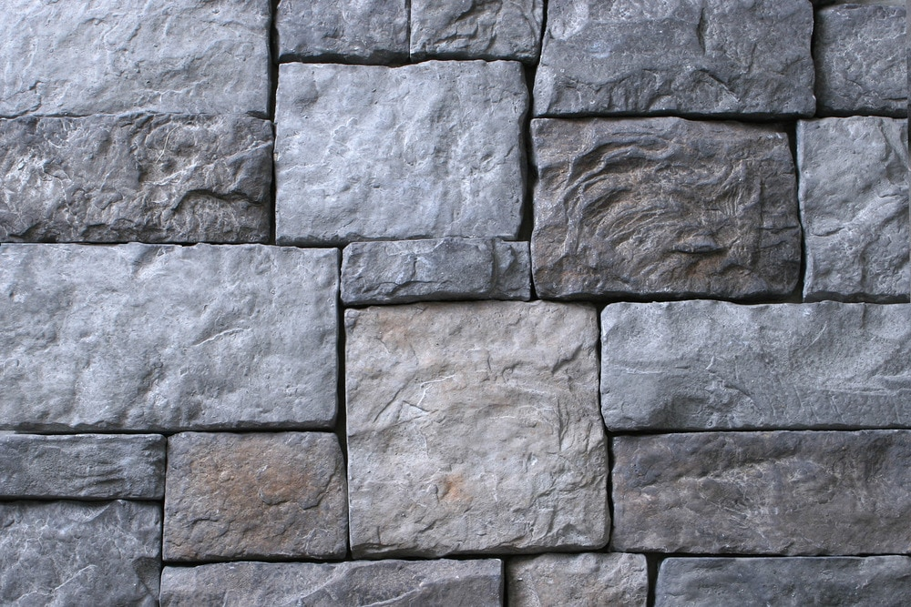 Thin Granite Stone : Kodiak mountain stone manufactured veneer southern