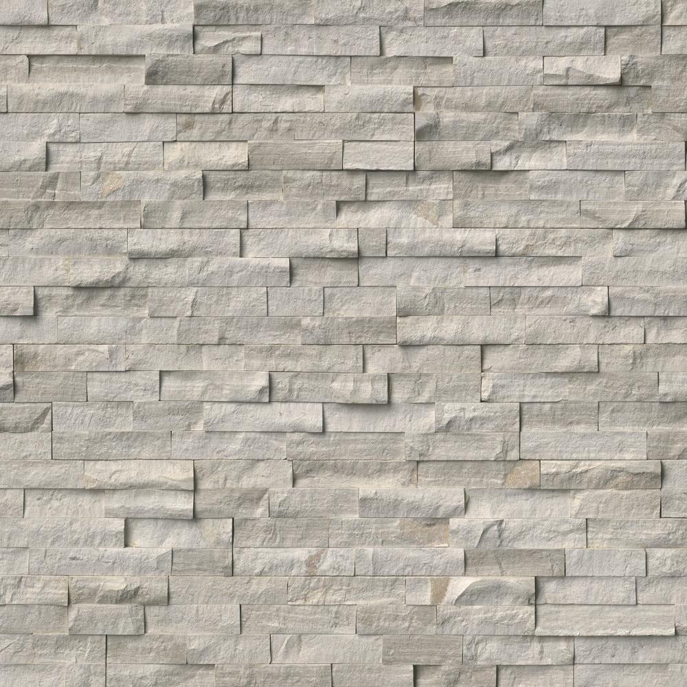 Ms International Stone Siding Marble White Oak