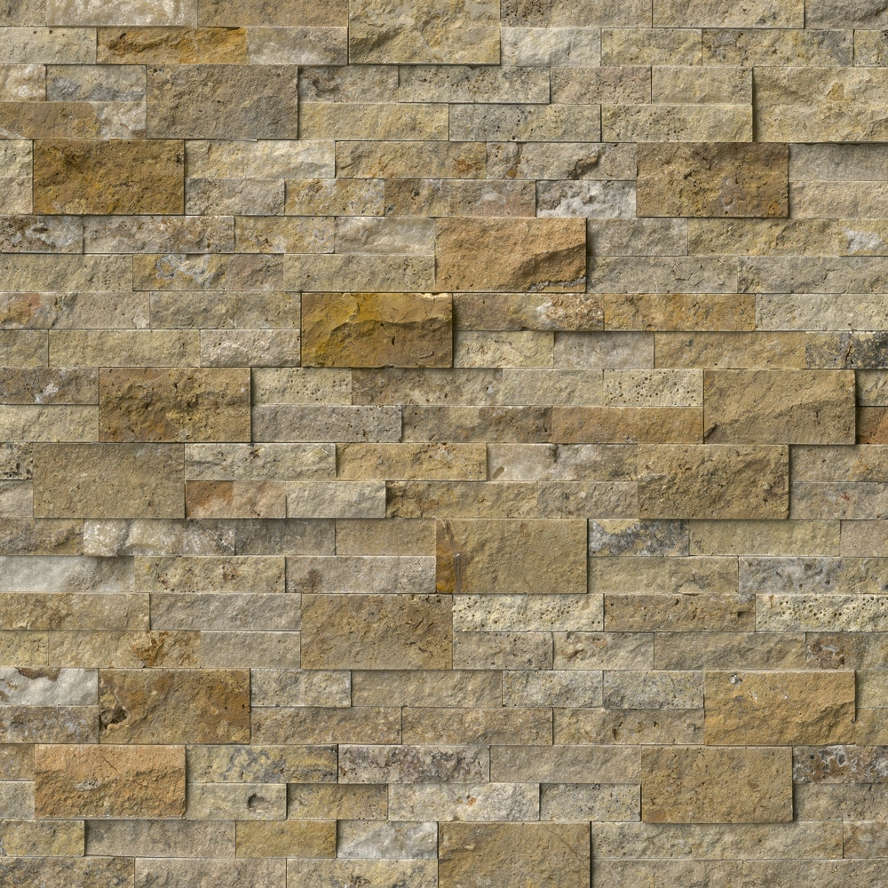 Ms International Stone Siding Travertine Tuscany Scabas