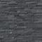 "Coal Canyon / Ledgestone / 6""x24"" / Quartzite Slate"