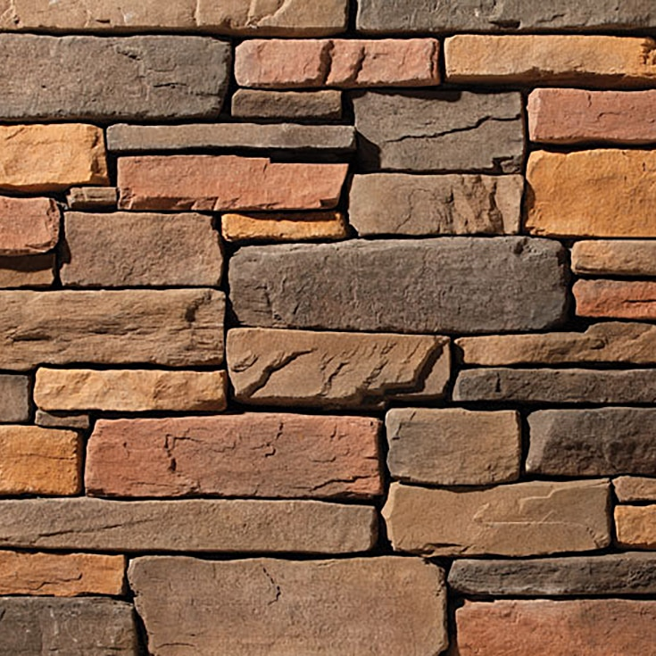 Stonewrap Manufactured Stone Veneer Luxury Manufactured