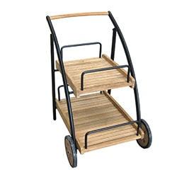 Kontiki Storage Carts and Shelves Wooden Accent Carts u0026 Rack  sc 1 st  BuildDirect & Storage Carts u0026 Shelves | BuildDirect®