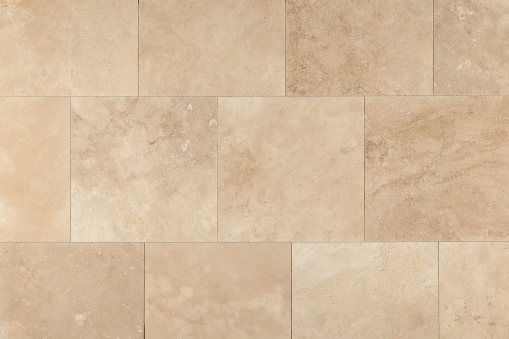 Free Samples Izmir Travertine Tile Honed And Filled Classic