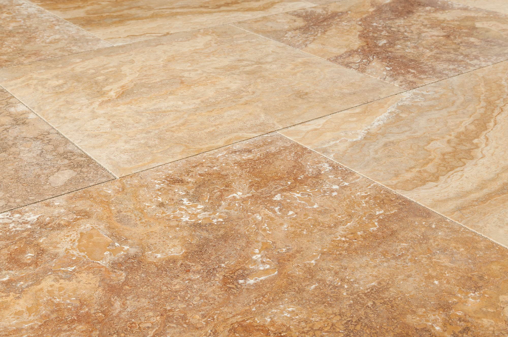 Travertine Tile Pictures free samples: izmir travertine tile - honed and filled scabos / 18