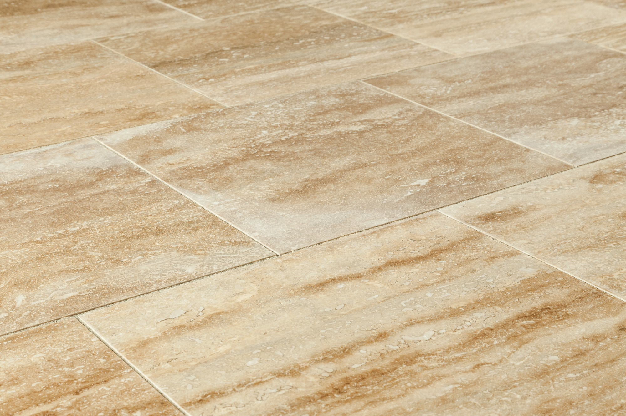 Izmir travertine tile polished walnut vein cut 12x12 polished dailygadgetfo Image collections
