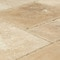 Denizli Beige Standard / Antique Pattern / Brushed, Chiseled, and Partially Filled