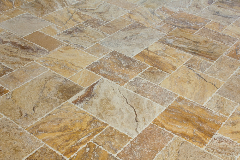 Travertine Tile Pictures free samples: kesir travertine tile - antique  pattern sets scabos