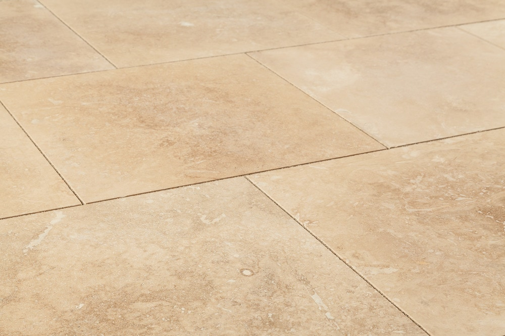 1 Ft Travertine Floor