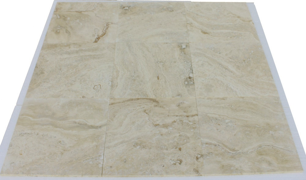 Free samples kesir travertine tiles honed and filled for Philadelphia flooring