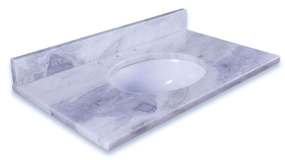 china vanity inch impressions top bathroom countertops with x vitreous black marble white in ceramic basin