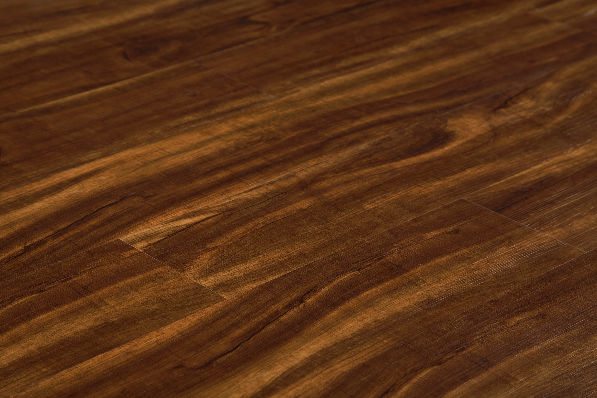 Cherry / 4mm / PVC / Click Lock Vinyl Planks - 4mm PVC Click Lock - Maximus Collection 0