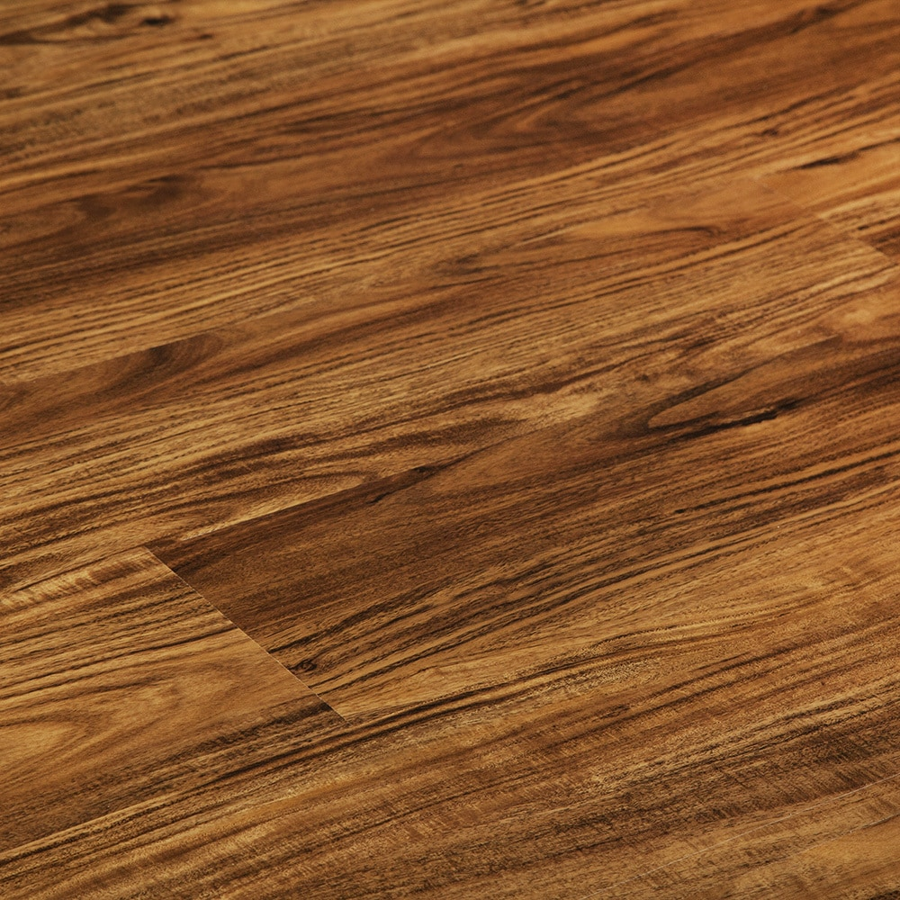 Plastic Click Flooring: 5.5mm WPC Click Lock