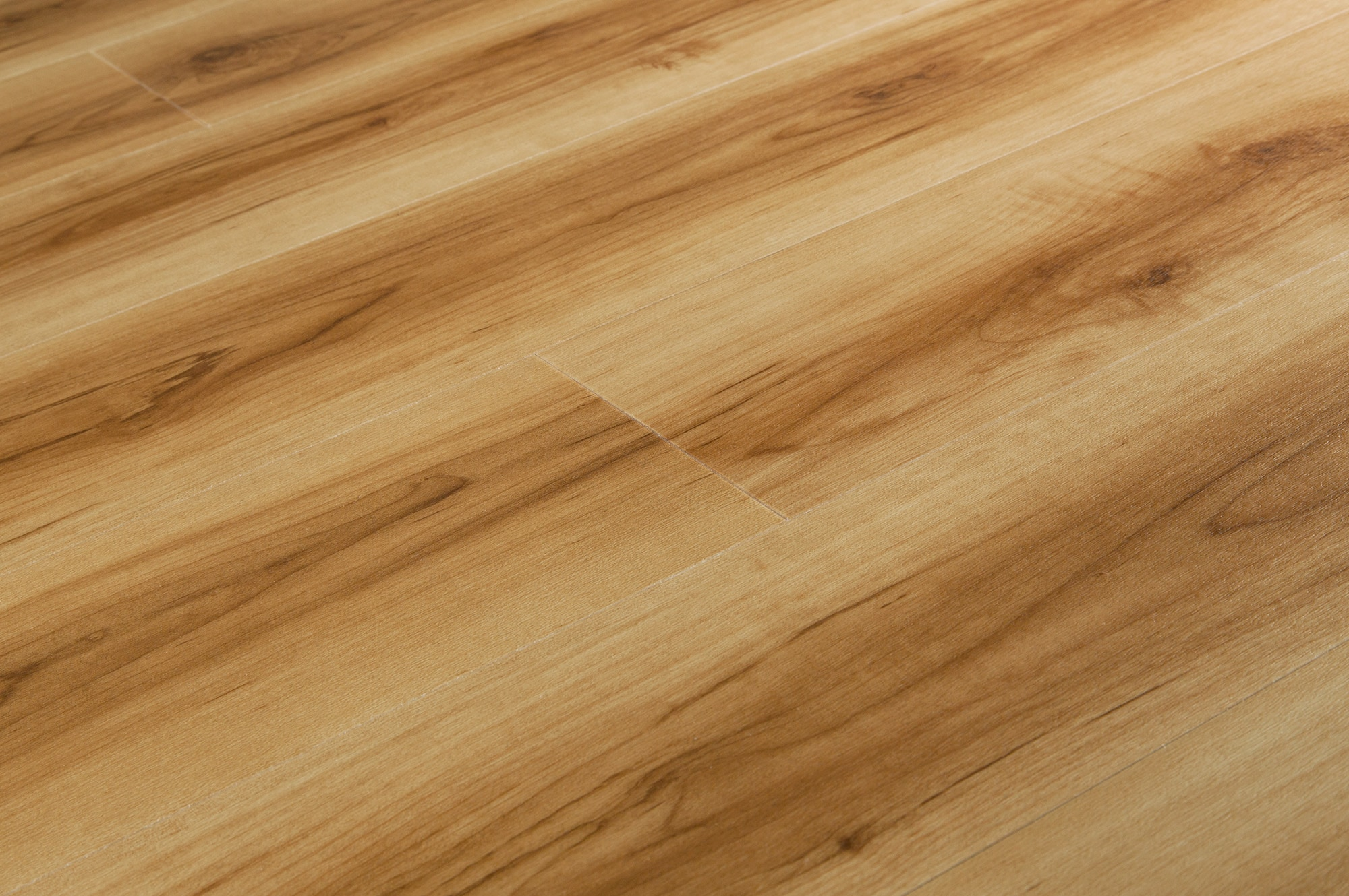 Vesdura Vinyl Planks   5mm PVC Click Lock   Autumn Collection Natural  Hickory