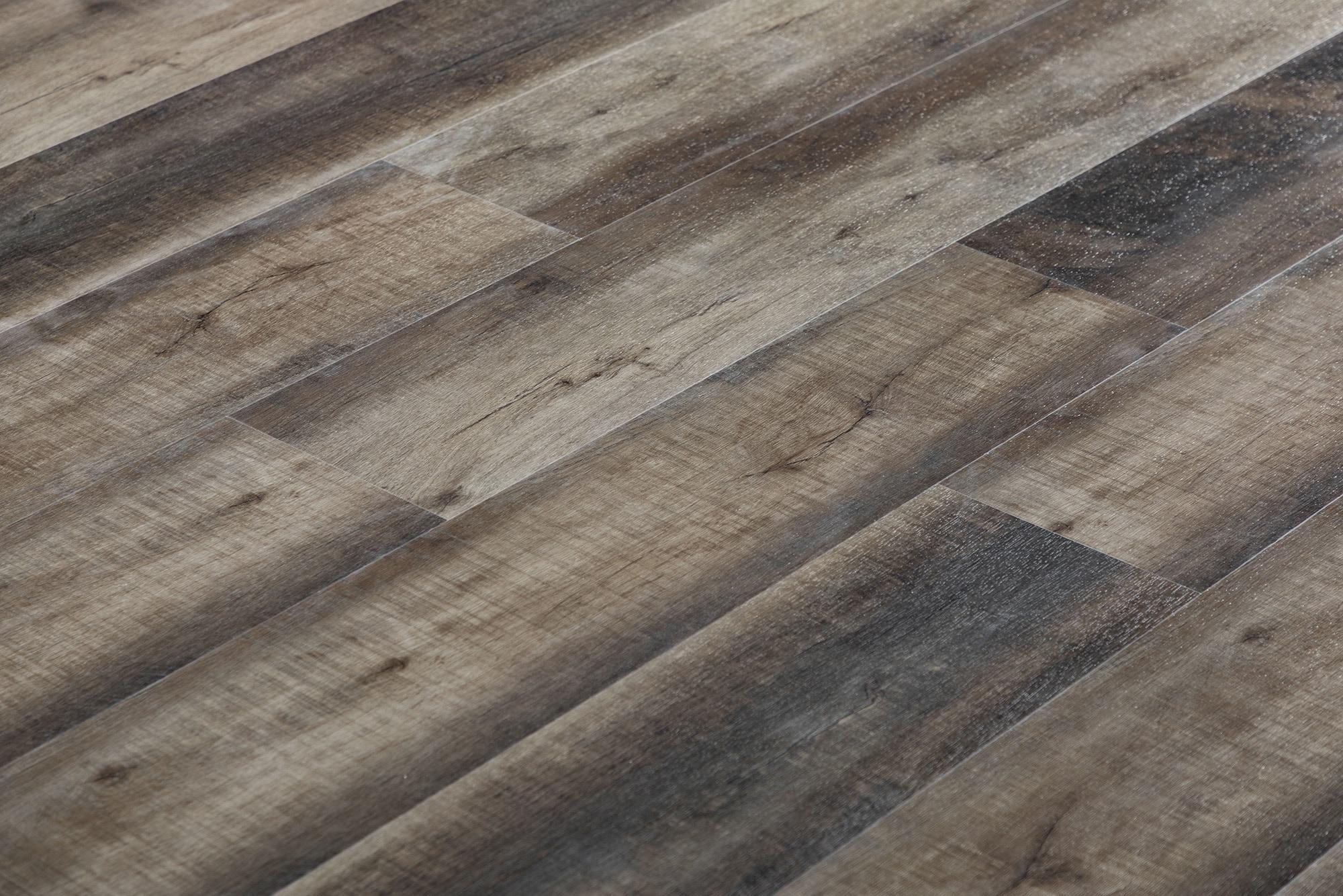 Harvest Brushed French Oak / 6.5mm / SPC / Click Lock Vinyl Planks - 6.5mm SPC Click Lock - XL Jumbo Collection 0