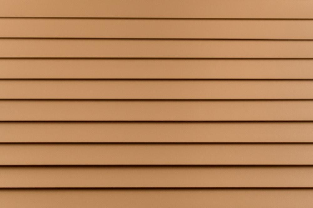 Great Barrier Vinyl Siding Premium Series Saddle Brown
