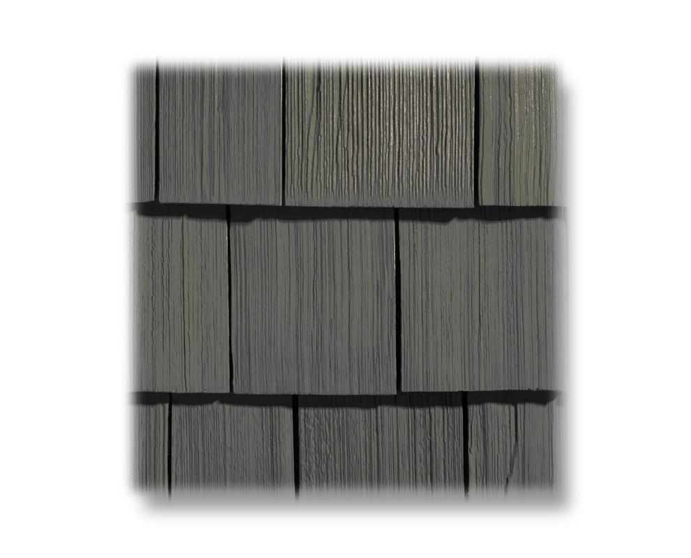 Strongside vinyl siding ultra premium roughsawn shakes for Multi cedar shingles