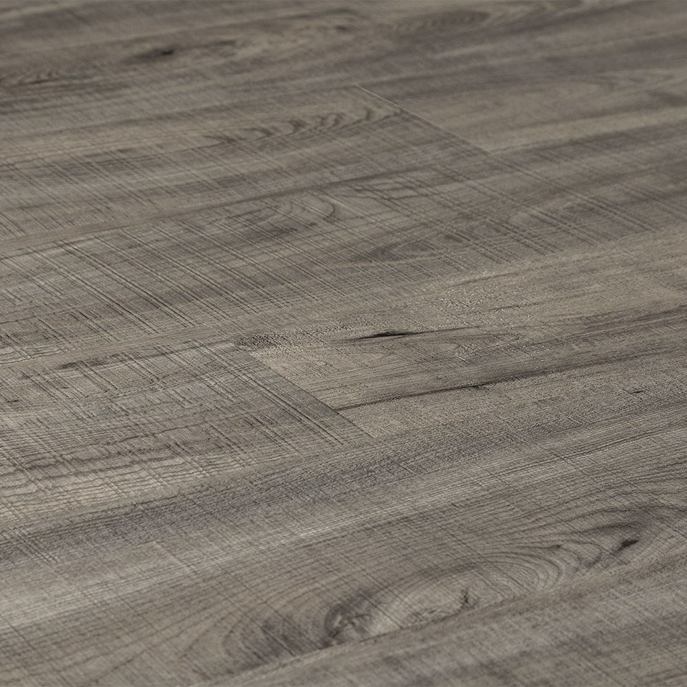 Vesdura vinyl planks 2mm pvc peel stick sterling for Stick on vinyl flooring