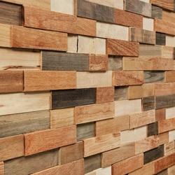 Delightful Grafton Exotic Hardwood Panel Collection