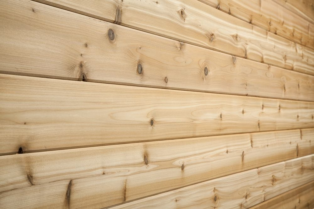 Colortonescomplete wood siding western red cedar wrc for Natural wood siding