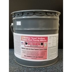 Halehanem Rubber Halehanem Eco 7500 Premium Urethane Rubber Flooring Adhesive