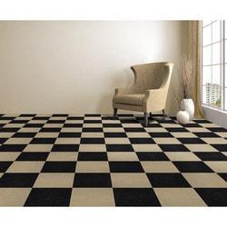 Nexus Carpet Tiles   Nexus 12x12 Carpet Tiles   Jet / 12 X 12
