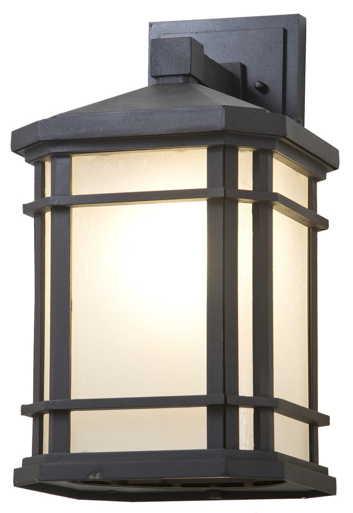 Wall Sconces Entryway : DVI Lighting Aggie Outdoor Wall Sconce Outdoor Wall Sconce / Incandescent / Entryway / Black ...