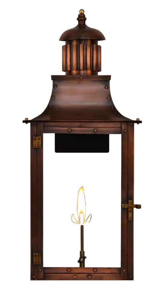 Wall Mount Propane Lamp : The Coppersmith Somerset Outdoor Lighting 22