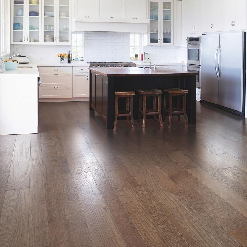 Mohawk Flooring Engineered Hardwood Sandridge Collection Multi
