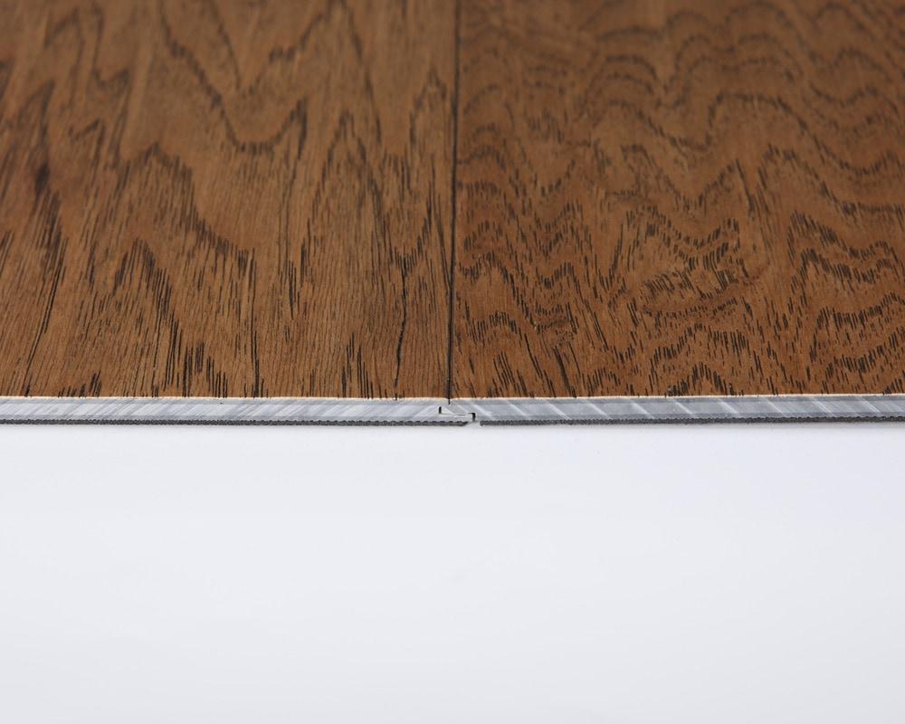 Stained Grain: 20.01 sq. ft. per Box Jasper Waterproof Engineered Hardwood Robin Ridge SPC Click-Lock Collection