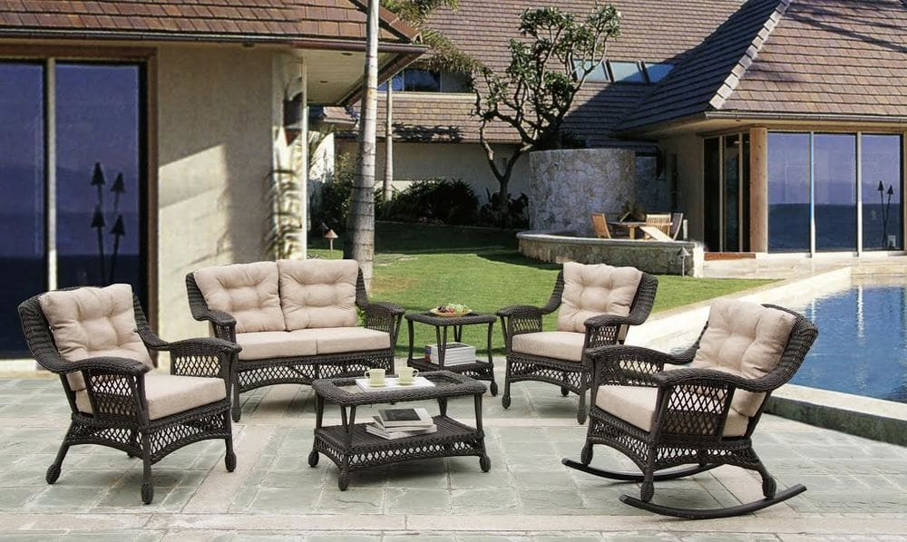 W unlimited moon collection patio and casual furniture set for Outdoor furniture hwy 7