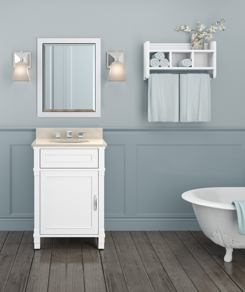 Alaterre Williamsburg Bath Vanity with 25\