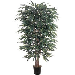 Nearly Natural - 5' Weeping Ficus Silk Tree