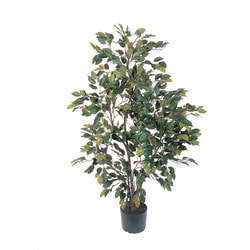 Nearly Natural - 4' Ficus Silk Tree